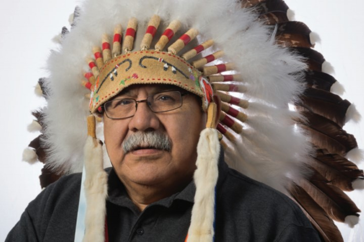 Ron Michel was chief of the Peter Ballantyne Cree Nation for 20 years before serving as PAGC grand chief for 12 years.