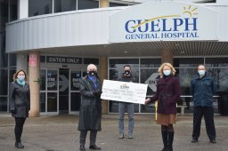 Continue reading: Sleeman Breweries donates $100,000 to Guelph General Hospital