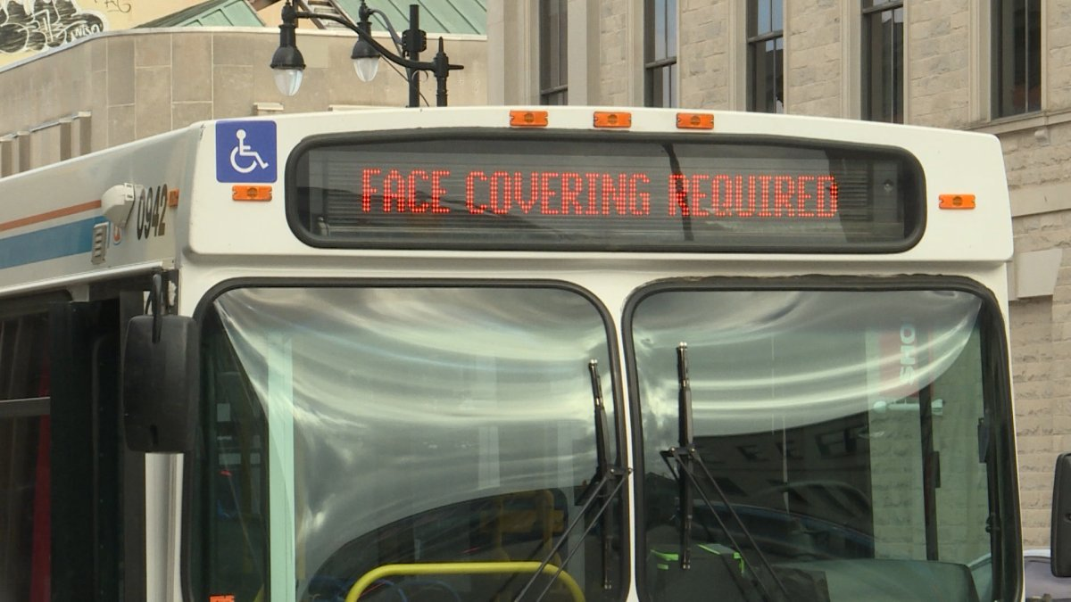 Kingston Transit revenues are expected to be down by over 50 per cent in 2021, while staff say it could take three years for ridership levels to recover from the pandemic.