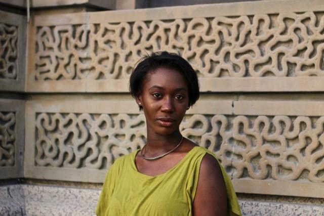 Winnipeg author Tamika Reid.