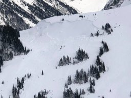 Continue reading: Emergency crews respond to 'Level 3 avalanche' near Whistler