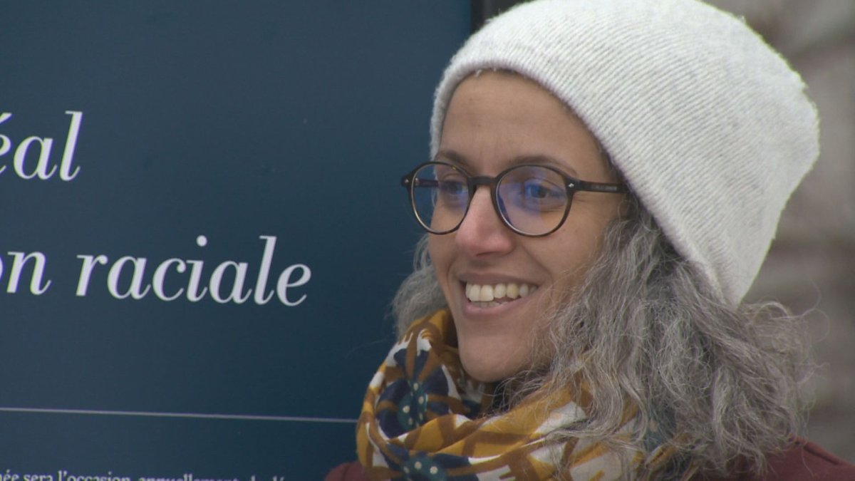 Bochra Manaï was appointed Montreal's first ever anti-racism commissioner. Wednesday, Jan. 13, 2021.