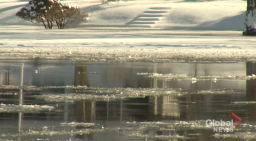 Continue reading: Flood watch issued over potential frazil ice on Otonabee River, Jackson Creek in Peterborough area