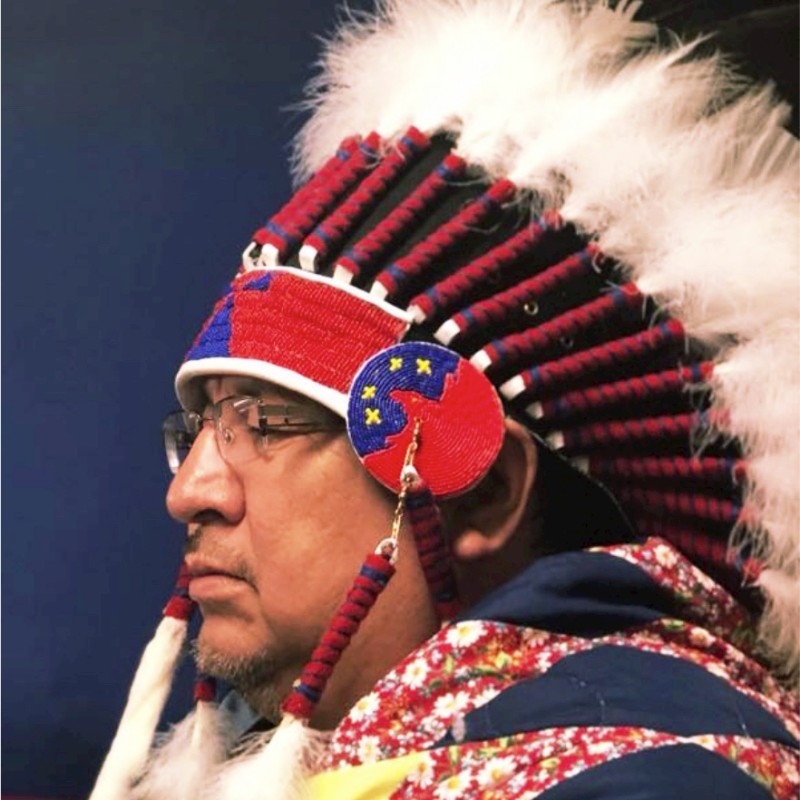 Chief David Monias.