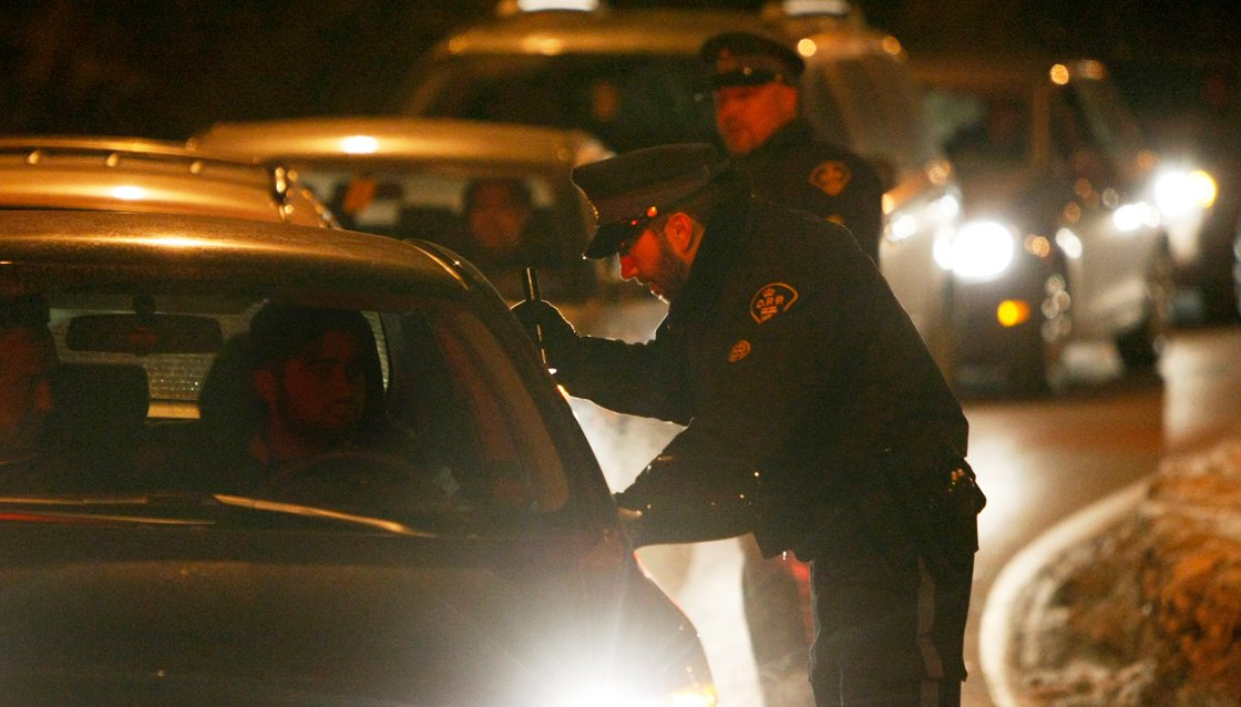Peterborough County OPP release festive RIDE campaign results