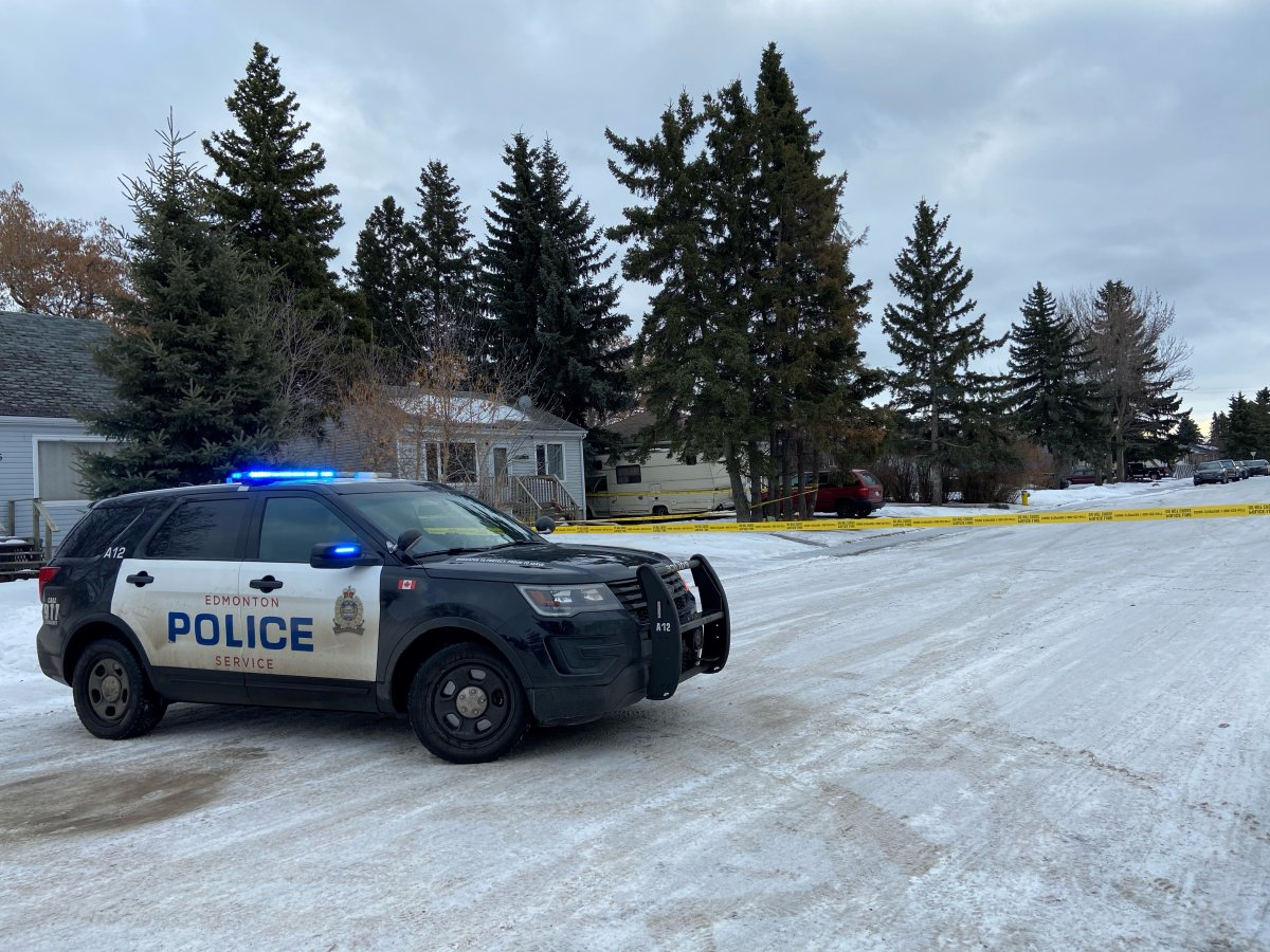 Edmonton police are investigating after a man died following a shooting on Jan. 17, 2021.