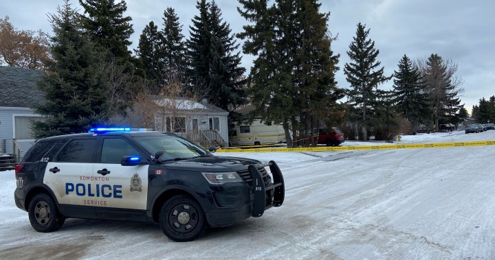 Shooting death in Edmonton on Sunday ruled a homicide