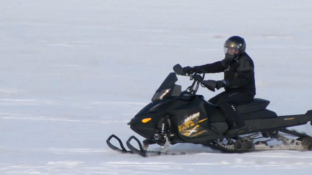 A number of reasons are leading to more snowmobilers taking advantage of trails in Saskatchewan this winter.