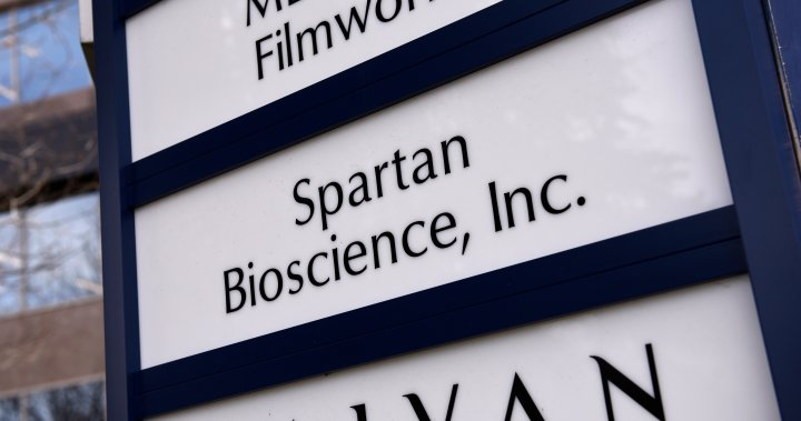 Health Canada approves 1st rapid PCR coronavirus test, Spartan Bioscience says