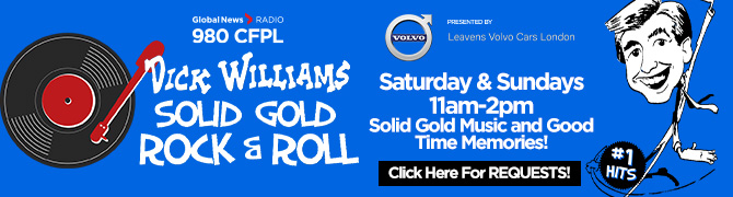 Dick Williams Solid Gold Rock And Roll Show