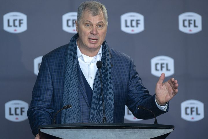 A file photo of Randy Ambrosie.