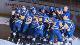 Continue reading: Saskatoon Blades off to a hot start in WHL bubble