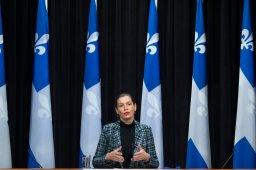 Continue reading: Quebec deputy premier's preventive COVID-19 isolation ends