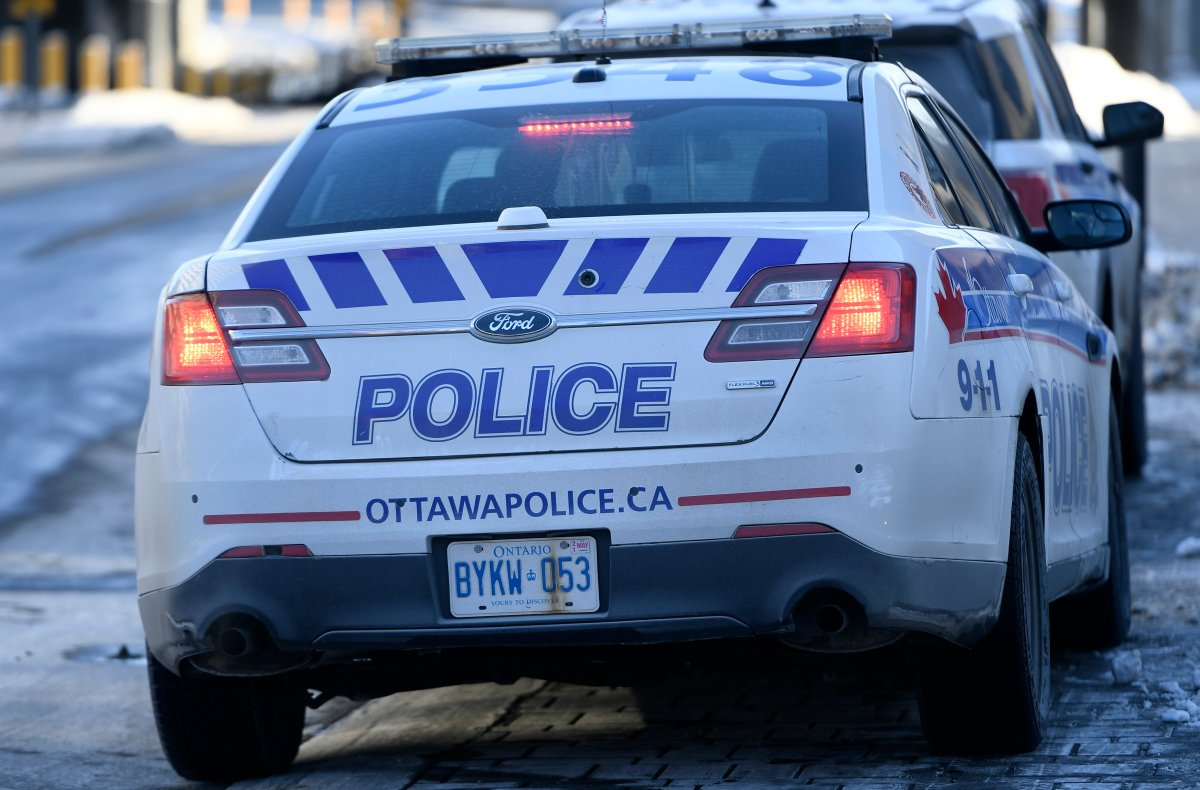 Ottawa police say a 57-year-old man was arrested in connection with a series of robberies and break and enters in the past three weeks.