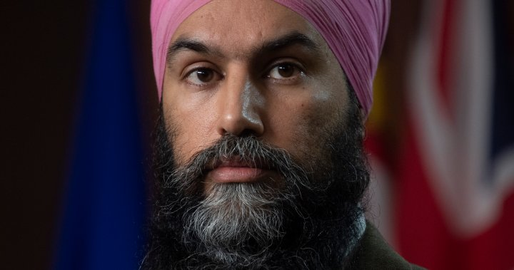 Singh says he has 'serious concerns' about Sajjan, Trudeau amid Vance allegations