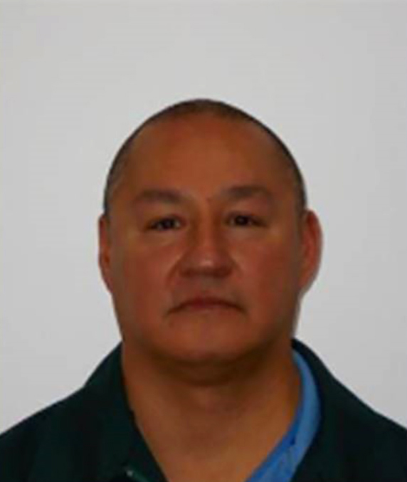Quebec provincial police are looking for David Everett Alexson, shown in a handout photo, a federal inmate serving a sentence for two murders who vanished from a minimum security facility Wednesday evening.