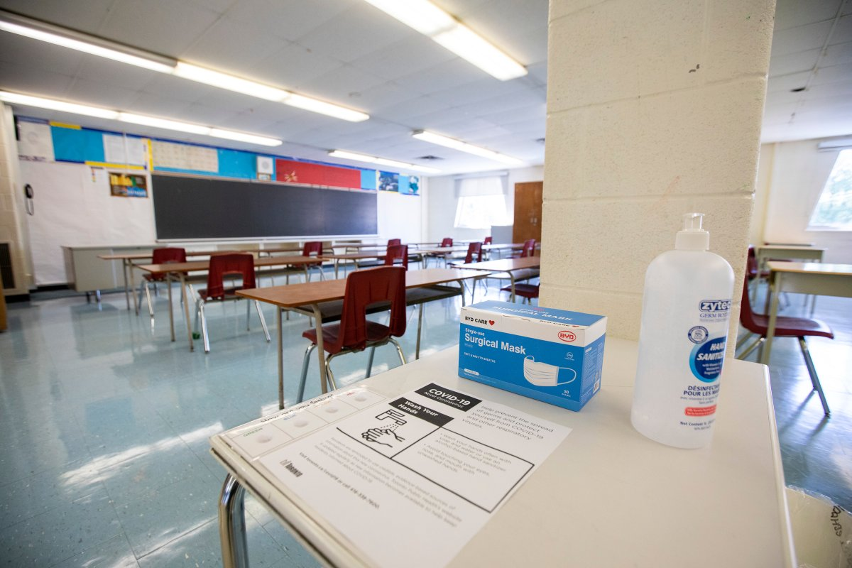 Fraser Health warning of more schools with an exposure of a COVID-19 variant of concern.