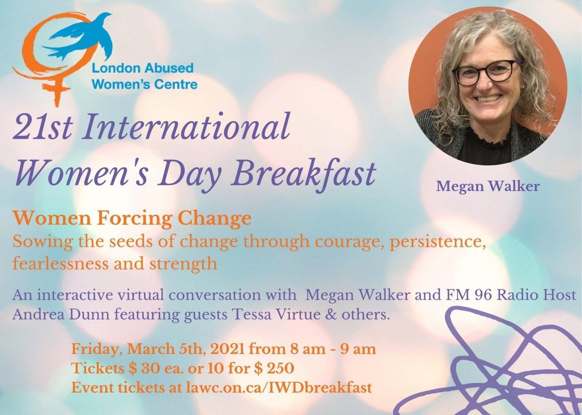 International Women's Day Breakfast 2021 - image