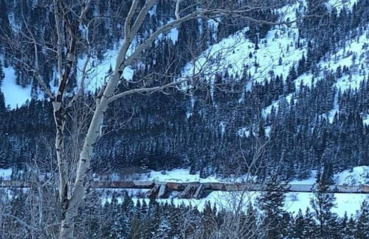 Canadian Pacific Railway says an investigation is underway after one of its freight trains derailed in the Crowsnest Pass late Friday afternoon.