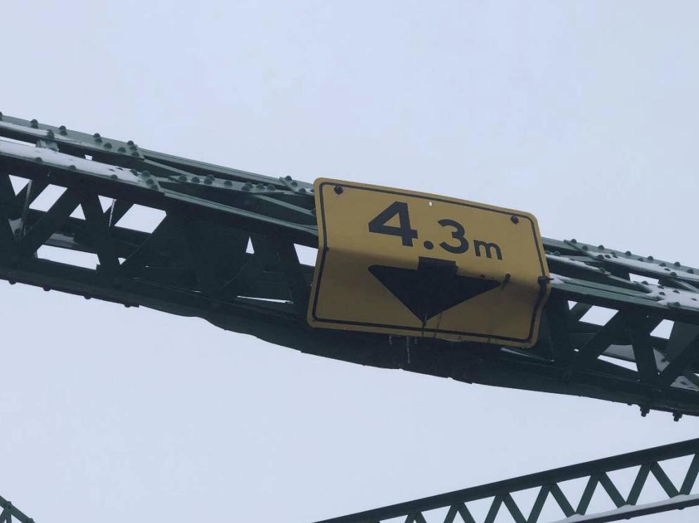Peterborough County OPP has closed Gannon's Narrows Bridge for repairs.