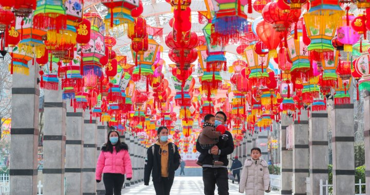 'Food, family and blessings': Communities celebrating Lunar New Year in a pandemic