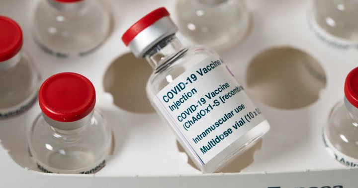 Canada approves AstraZeneca's COVID-19 vaccine – National