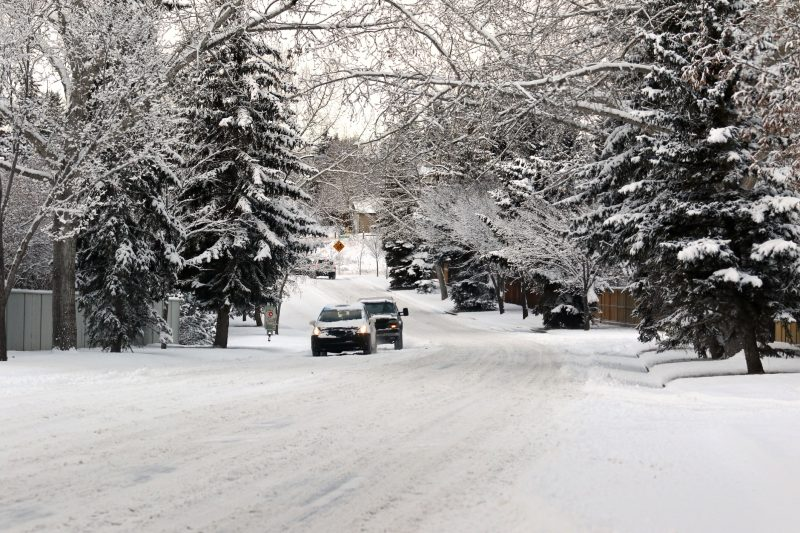 Calgary police are warning people to stop leaving vehicles unattended while they warm up in cold winter months.