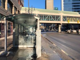 Continue reading: Woman dead after being found in distress in bus shelter: Winnipeg police