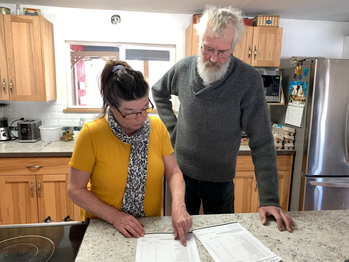 A North Okanagan couple is nearly $800 out-of-pocket after having their bank account automatically debited for an internet service they say they never used.