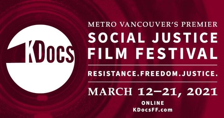KDocsFF 2021: Resistance. Justice. Freedom.