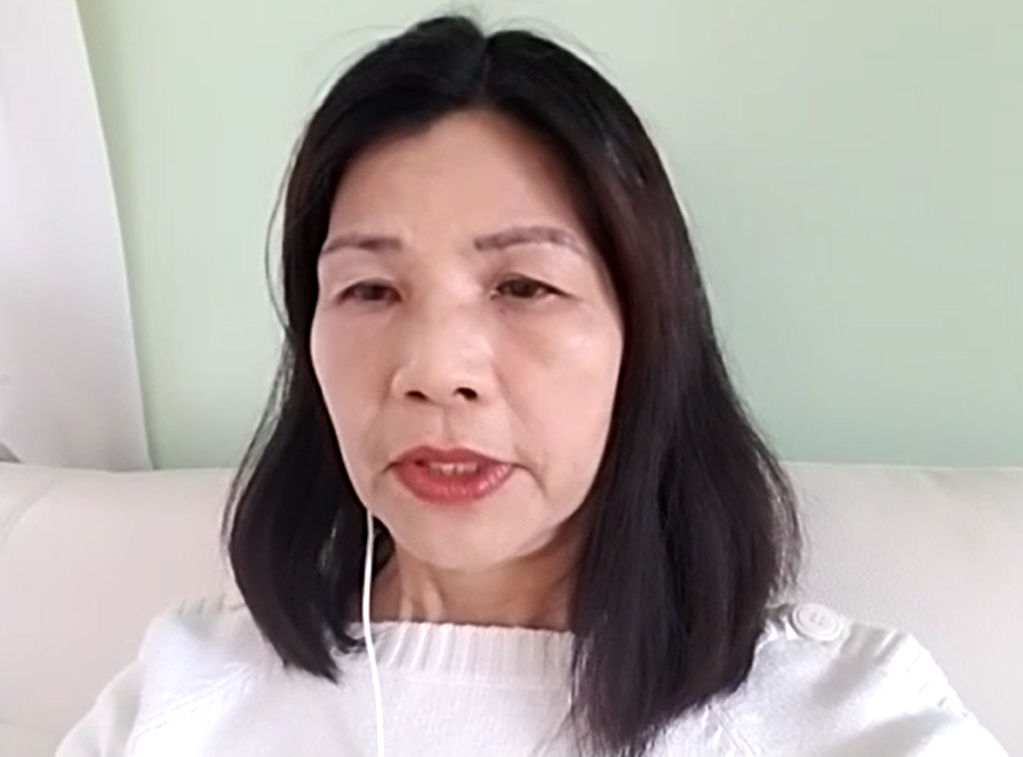 Khin Htay Yin, a Saskatoon woman from Myanmar, condemns the recent military takeover of power.