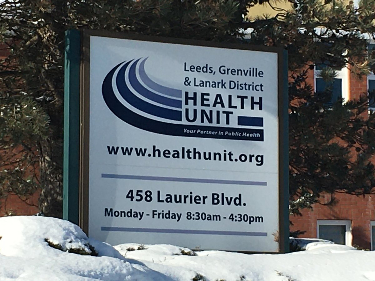 The Leeds, Grenville and Lanark District Health Unit says a toxic yellow fentanyl may have lead to two deaths in the community.