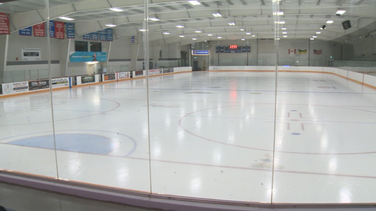 Lumsden, Sask. is looking to become the province's first winner of the Kraft Hockeyville contest after Pense fell just short in 2020.