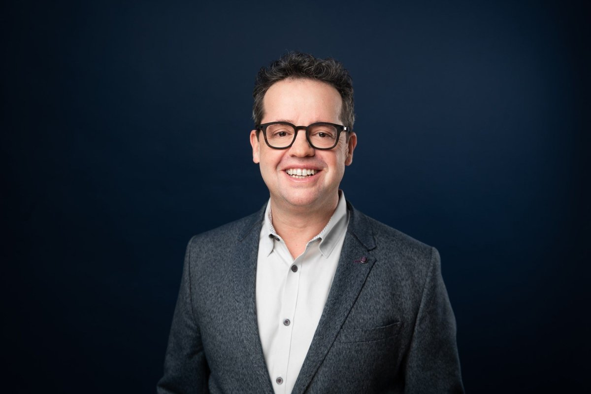 Former Edmonton city councillor and current mayoral candidate Michael Oshry.