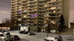 Continue reading: Man in critical condition after falling from balcony, ASIRT investigating