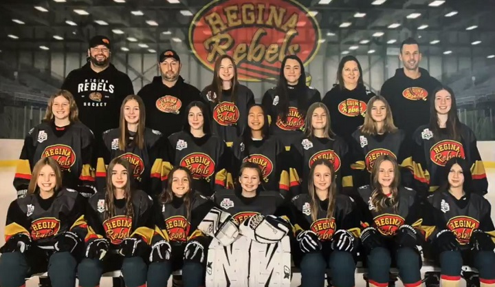 The Regina Rebels have been selected to represent Saskatchewan in Chevrolet's Good Deeds Cup with the hopes of winning $100,000 for the HEROS Hockey Foundation.