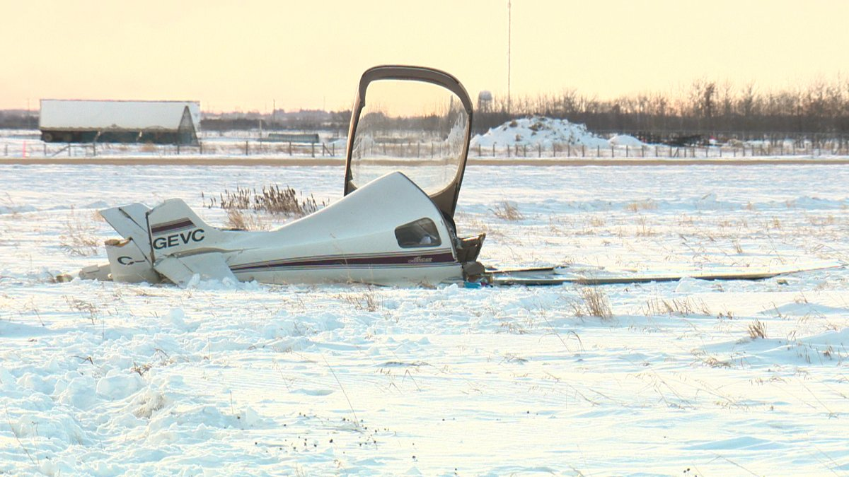 "A ""small ultralight"" plane crashed at the Warren Thomas (Josephburg) Aerodrome on Saturday, Feb. 20, 2021."