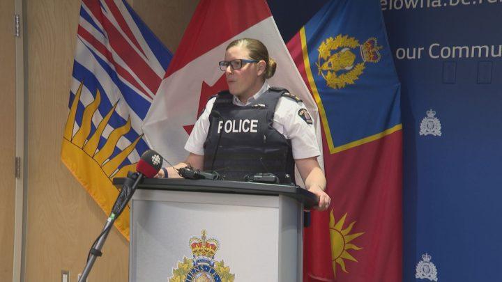 Kelowna RCMP are implementing a program targeting gang members in the area.