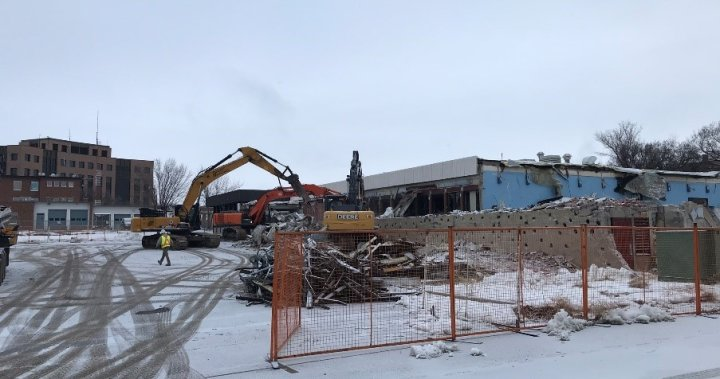 More than 98% of old Lethbridge YMCA building has been recycled