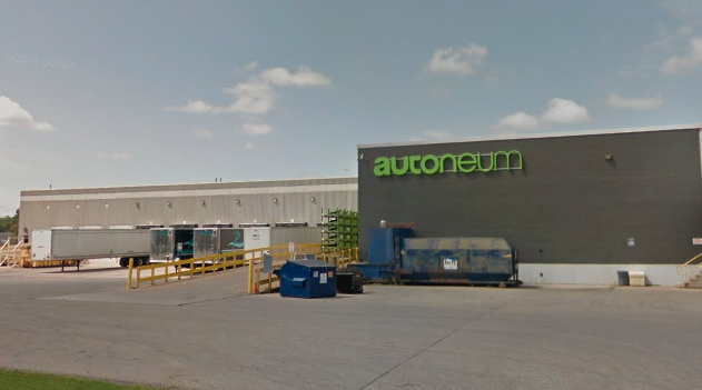 Autoneum's London plant is located on Huron Street.