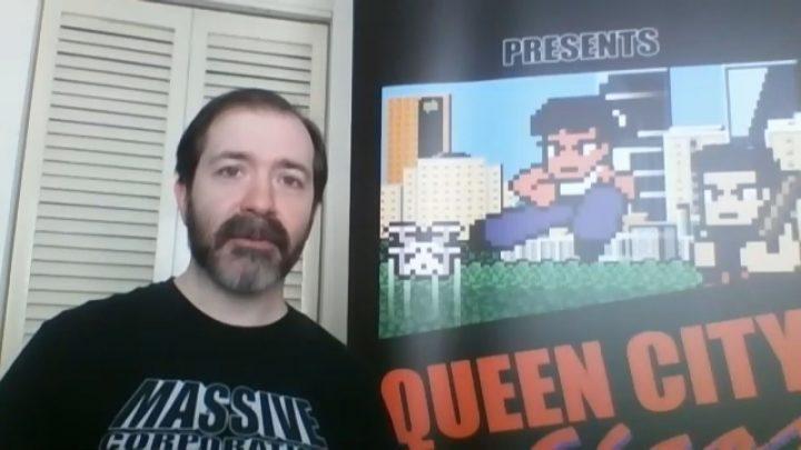 Kai Hutchence is the CEO of Regina-based video game studio Massive Corporation.