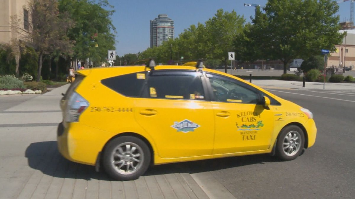 Workers at Kelowna Cabs have been without a collective agreement since the previous one expired in May 2019.