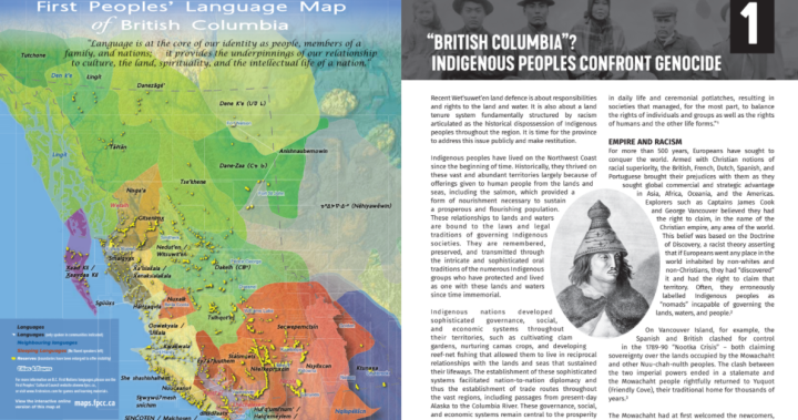 New publication delves into racist history as B.C. prepare to mark 150th anniversary