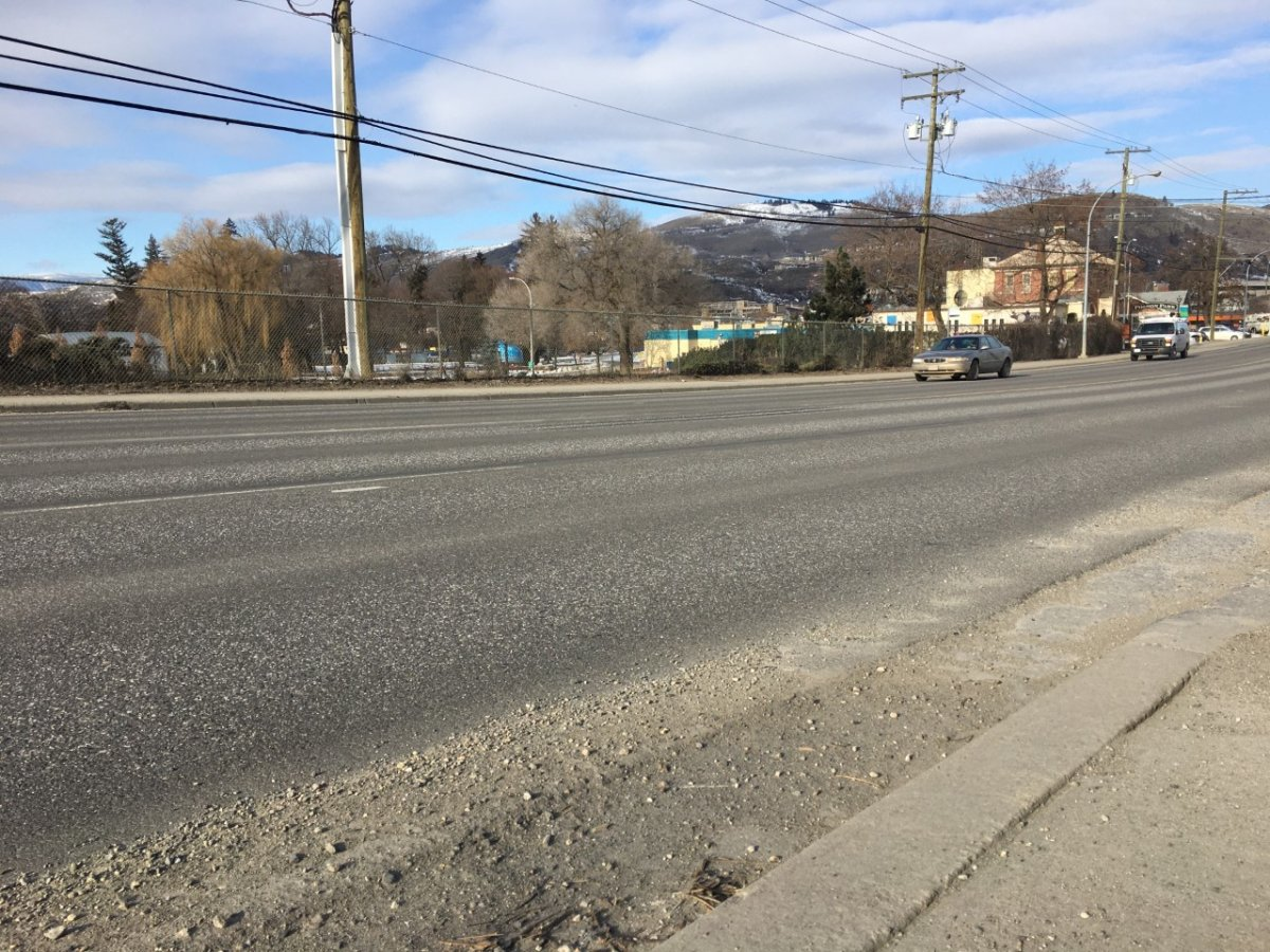 Officials have issued a special air quality statement for Vernon because of road dust.