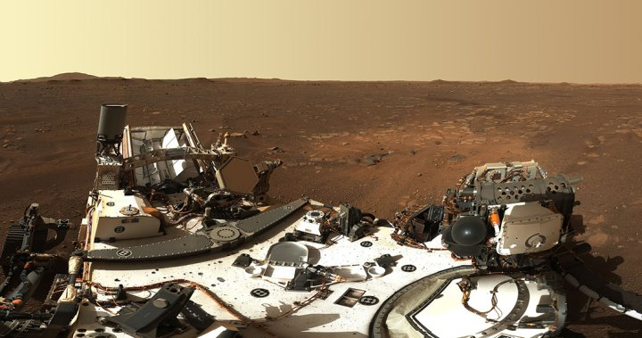 Take a look around Mars with Perseverance rover's HD photo panorama