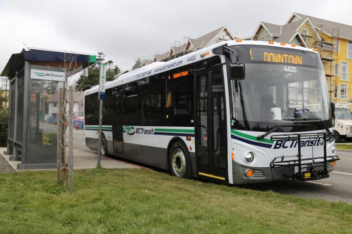 BC Transit is providing larger buses in the South Okanagan.