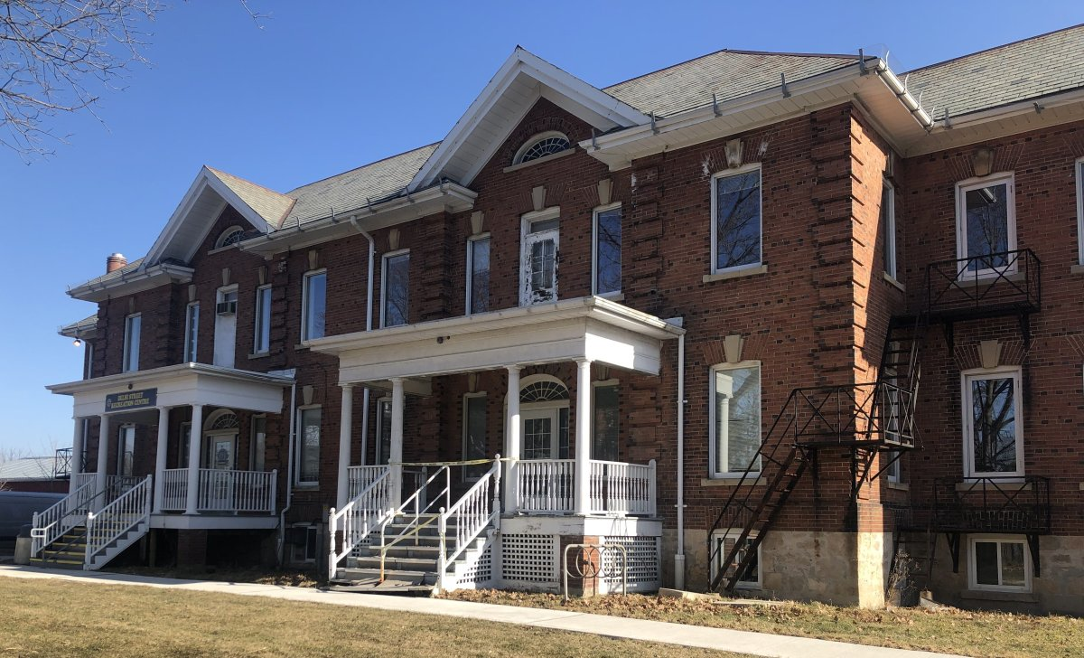 The building at 65 Delhi St. in Guelph.