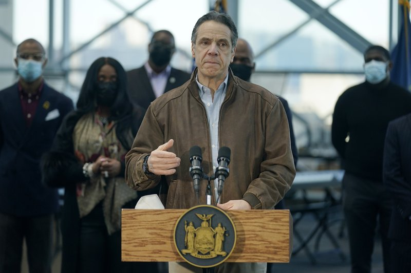 New York attorney general appoints team to investigate Gov. Andrew Cuomo