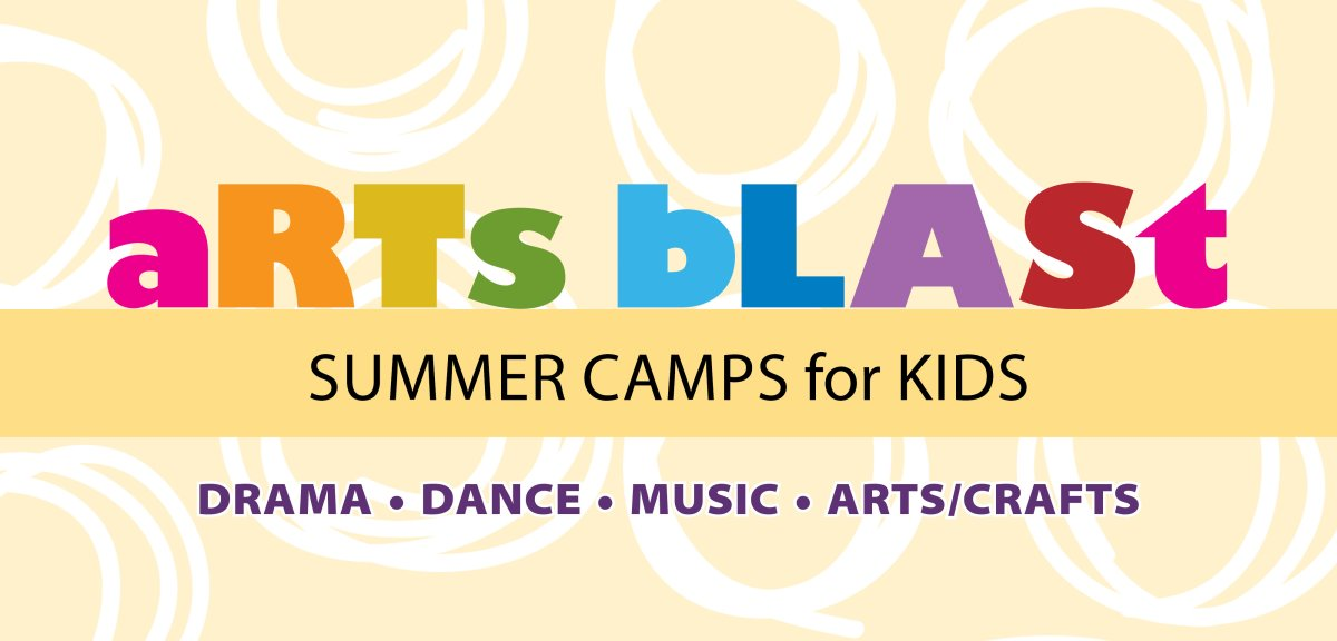 This unique camp experience allows your child to explore and expand their creativity daily with learning led by their choice of classes in Visual Art, Music, Drama and/or Dance. This is a great introduction to visual and performing arts – on your schedule! Our popular camps sold out in the Spring, but don't be disappointed - make sure to register today for Summer Camp. Advance registration is required. Previously purchased RCA Punch Cards are accepted. Bring nut-free snacks, lunches, and water bottle daily.