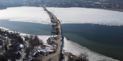 Continue reading: Kingston's $180M bridge on track for 'substantial completion' next year